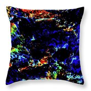 Water Whimsy 182 Throw Pillow