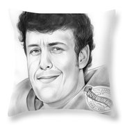 Waterboy Throw Pillow