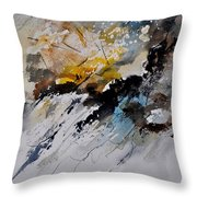 Watercolor 011130 Throw Pillow