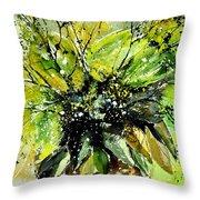 Watercolor 016070 Throw Pillow