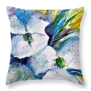 Watercolor 017070 Throw Pillow