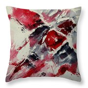 Watercolor  050407 Throw Pillow