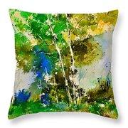 Watercolor 111061 Throw Pillow