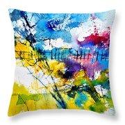 Watercolor 114052 Throw Pillow