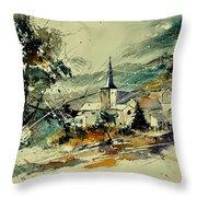 Watercolor 115022 Throw Pillow