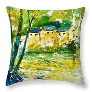 Watercolor 115080 Throw Pillow