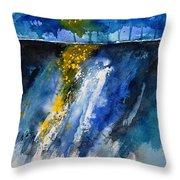 Watercolor 119001 Throw Pillow
