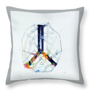 Watercolor 16 Throw Pillow