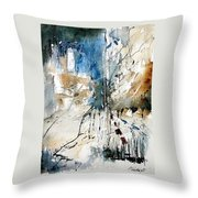 Watercolor 251108 Throw Pillow