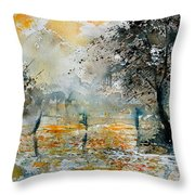 Watercolor  261006 Throw Pillow
