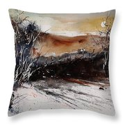 Watercolor  270908 Throw Pillow