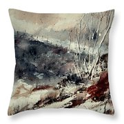 Watercolor  281207 Throw Pillow