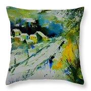 Watercolor 309562 Throw Pillow