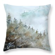 Watercolor  356214 Throw Pillow
