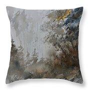 Watercolor 614010 Throw Pillow