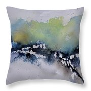 Watercolor 615032 Throw Pillow