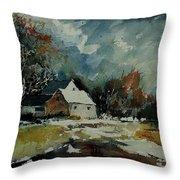 Watercolor  900111 Throw Pillow