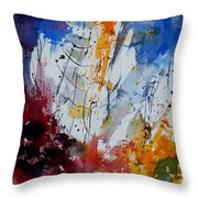 Watercolor  901120 Throw Pillow