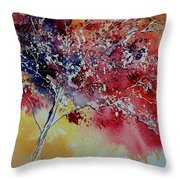 Watercolor 901181 Throw Pillow