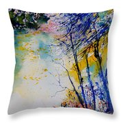 Watercolor 902081 Throw Pillow