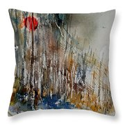 Watercolor  902112 Throw Pillow