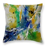 Watercolor  902180 Throw Pillow