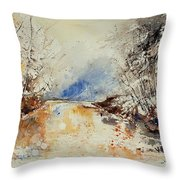 Watercolor 903002 Throw Pillow