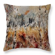 Watercolor 904012 Throw Pillow