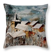 Watercolor 9040122 Throw Pillow