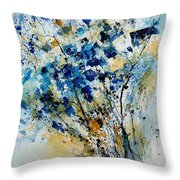 Watercolor  907003 Throw Pillow