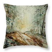 Watercolor  907013 Throw Pillow