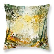 Watercolor  908021 Throw Pillow