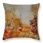 Watercolor  908031 Throw Pillow