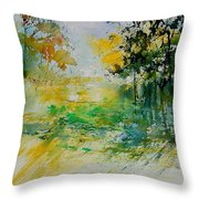 Watercolor  908051 Throw Pillow