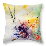Watercolor  908090 Throw Pillow