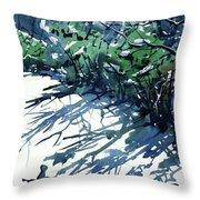 Watercolor4597 Throw Pillow