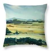 Watercolor4622 Throw Pillow