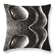Waterdrop 1 Throw Pillow