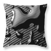 Waterdrop 5 Throw Pillow