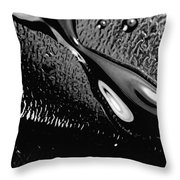 Waterdrop 6 Throw Pillow