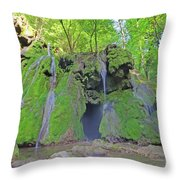 'waterfall Throw Pillow