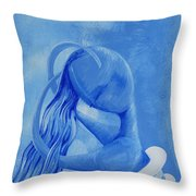 Waterfall Rainbow Soul Collection Throw Pillow