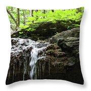 Waterfall Topper Throw Pillow