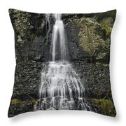 Waterfall01 Throw Pillow