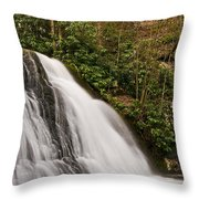Waterfall04 Throw Pillow
