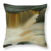 Waterfalls 31 Throw Pillow