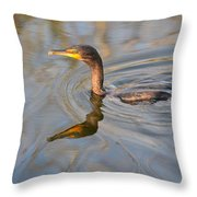 Waterfowl Throw Pillow
