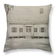 Waterproof Plantation Throw Pillow