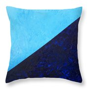 Water's Edge Throw Pillow