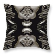 Waterscape 3 Throw Pillow